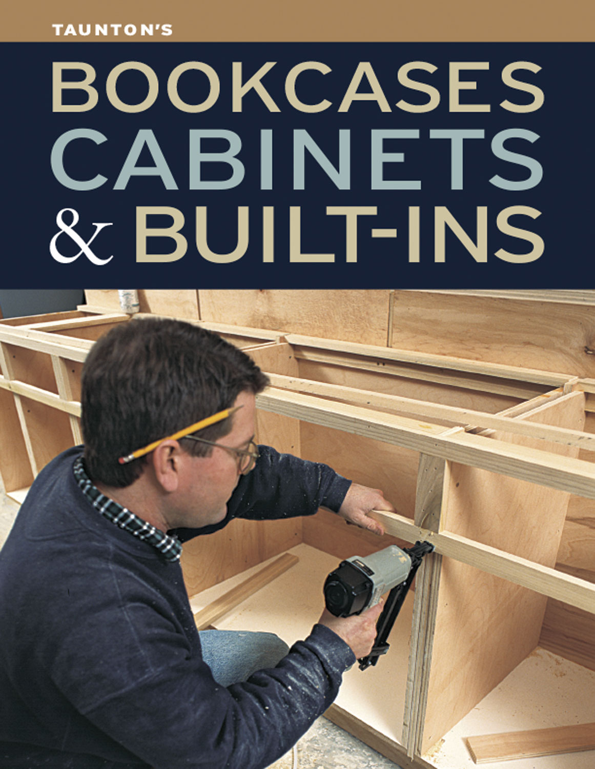 Bookcases, Cabinets & Built-Ins (eBook)