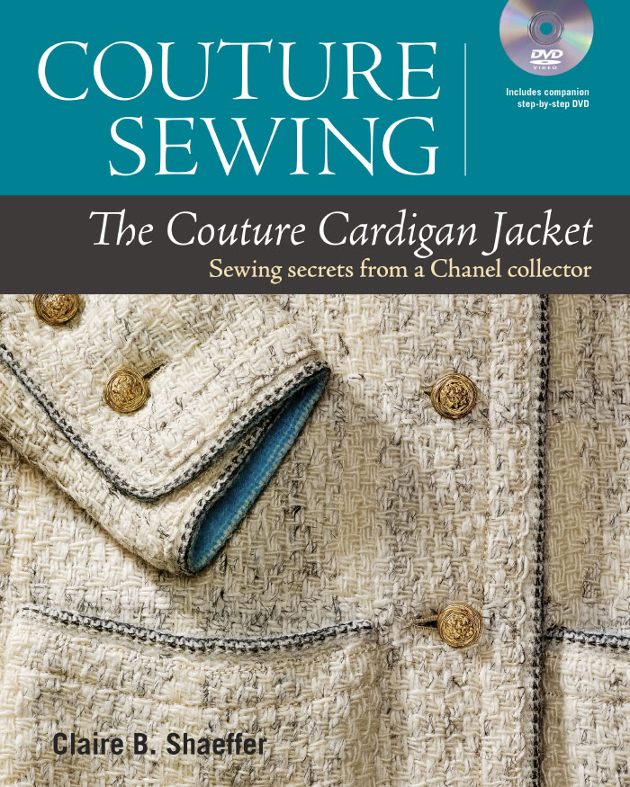 Couture Sewing: The Couture Cardigan Jacket (Paperback)