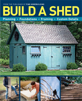 Build A Shed (Digital Issue)