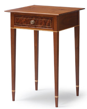 Federal Side Table (Digital Plan)
