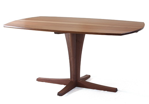 Pedestal Dining Table (Digital Plan)