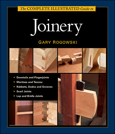 The Complete Illustrated Guide to Joinery (eBook)