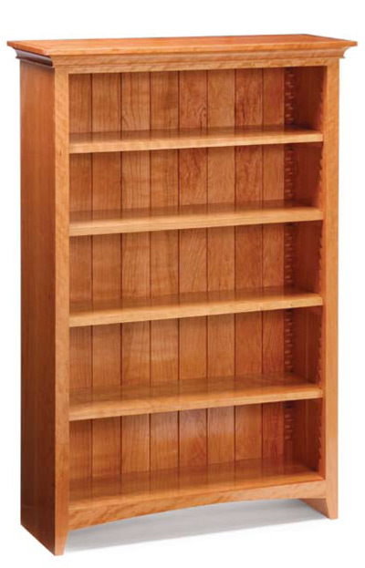 Classic Cherry Bookcase (Digital Plan)