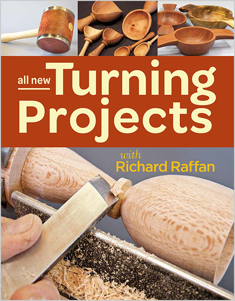 All New Turning Projects with Richard Raffan (Paperback)
